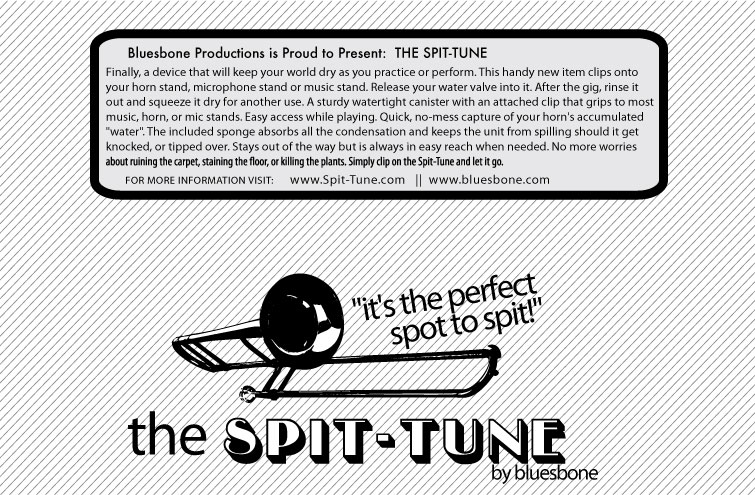 Spit-Tune blurb